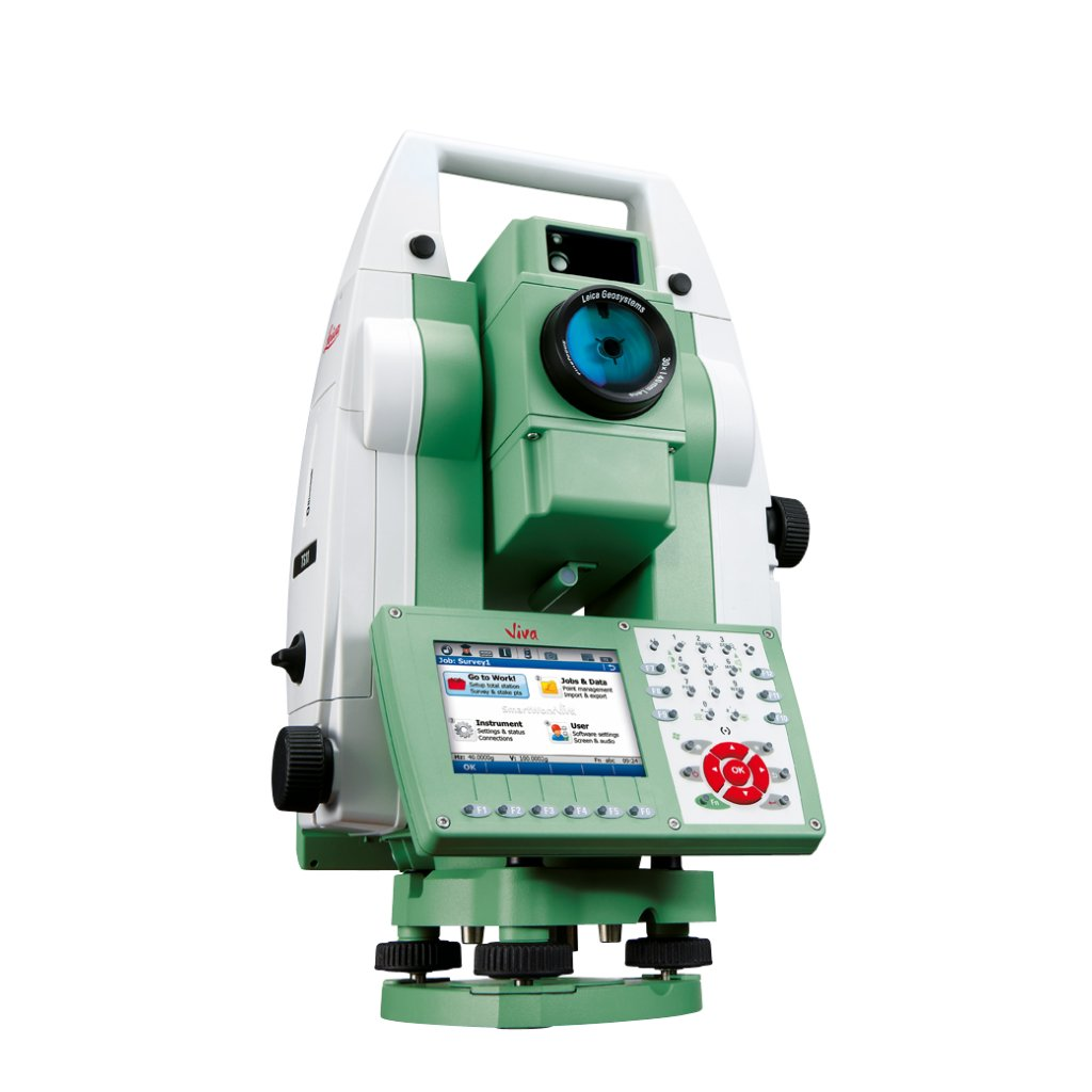 Leica TS 11 Total Station